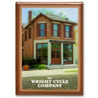 Wright Cycle Company Magnet