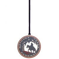 Natchez Trace Parkway Custom Ornament