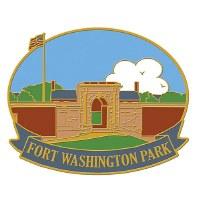 Fort Washington Park Pin