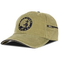 Khaki Blue Ridge Parkway Hat
