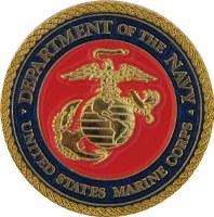 United Stated Marine Corps Pin