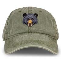 Blue Ridge Parkway Black Bear Cap