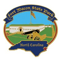 Fort Macon Pin