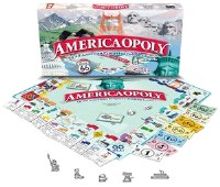 Americaopoly Game