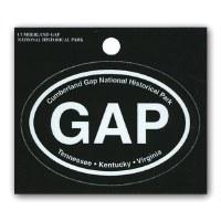 Cumberland Gap National Historical Park Decal
