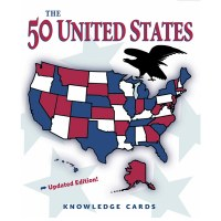 The 50 US Knowledge Cards