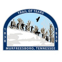 Tail of Tears of Tennessee Pin