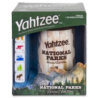 National Parks Yahtzee: Travel Edition
