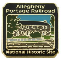 Allegheny Portage Railroad NHS Pin