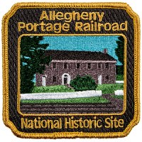 Allegheny Portage Railroad NHS Patch
