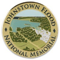Johnstown Flood National Memorial Pin