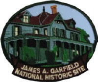 James A. Garfield NHS Patch