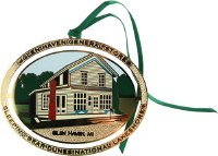 Sleeping Bear Dunes Glen Haven General Store Ornament