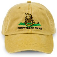 Don't Tread On Me Gadsden Flag Hat
