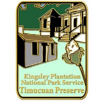 Kingsley Plantation Pin