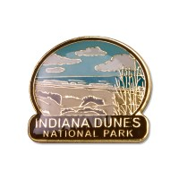 Indiana Dunes National Park Pin