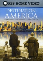 Destination America: The People and Cultures that Created a Nation DVD