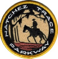 Natchez Trace Parkway Patch