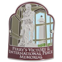 Perry's Victory and International Peace Memorial Hiking Medallion