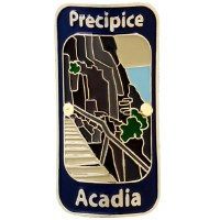 Precipice Trail Hiking Medallion