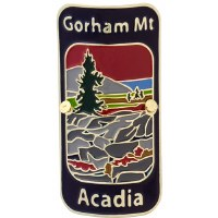 Gorham Mountain Hiking Medallion