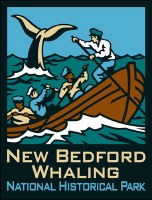 ANP New Bedford Whaling National Historical Park Pin