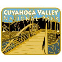 Towpath Trail Hiking Medallion