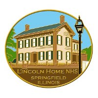 Lincoln Home Pin