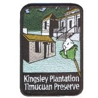 Kingsley Plantation Timucuan Preserve Patch
