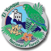 El Yunque National Forest Magnet