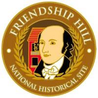 Friendship Hill Hiking Stick Medallion