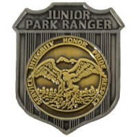 Junior Park Ranger Badge Pin