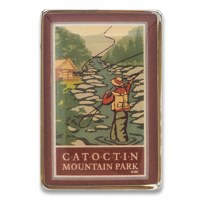 Catoctin Mountain Park Collectible Photo Pin