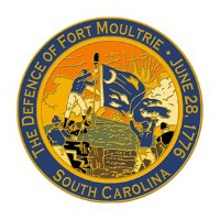 Fort Moultrie National Monument Lapel Pin