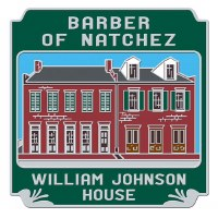 Natchez William Johnson House Pin