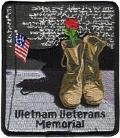 Vietnam Veterans Memorial Patch