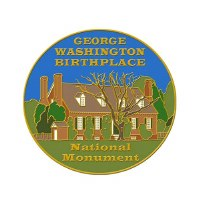 George Washington Birthplace Pin