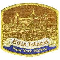 Ellis Island New York Harbor Patch