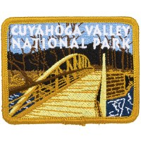 Towpath Trail Patch