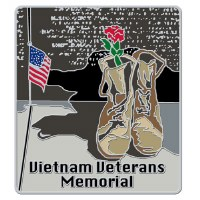 Vietnam Veterans Memorial Pin