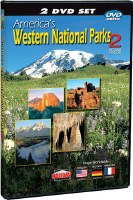 America's Western National Parks DVD