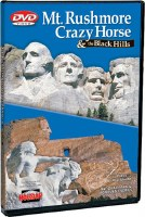 Mount Rushmore, Crazy Horse, and the Black Hills DVD