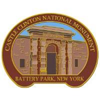 Castle Clinton National Monument Pin