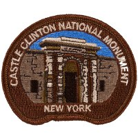 Castle Clinton National Monument Patch