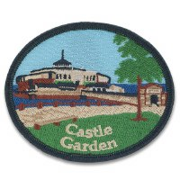 Castle Garden Patch