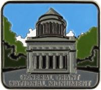 General Grant National Memorial Lapel Pin