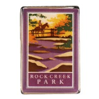 Rock Creek Logo Magnet