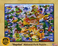 Jr. Rangerland National Park Puzzle