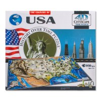History Over Time 4D Puzzle