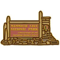 Mammoth Cave Pin